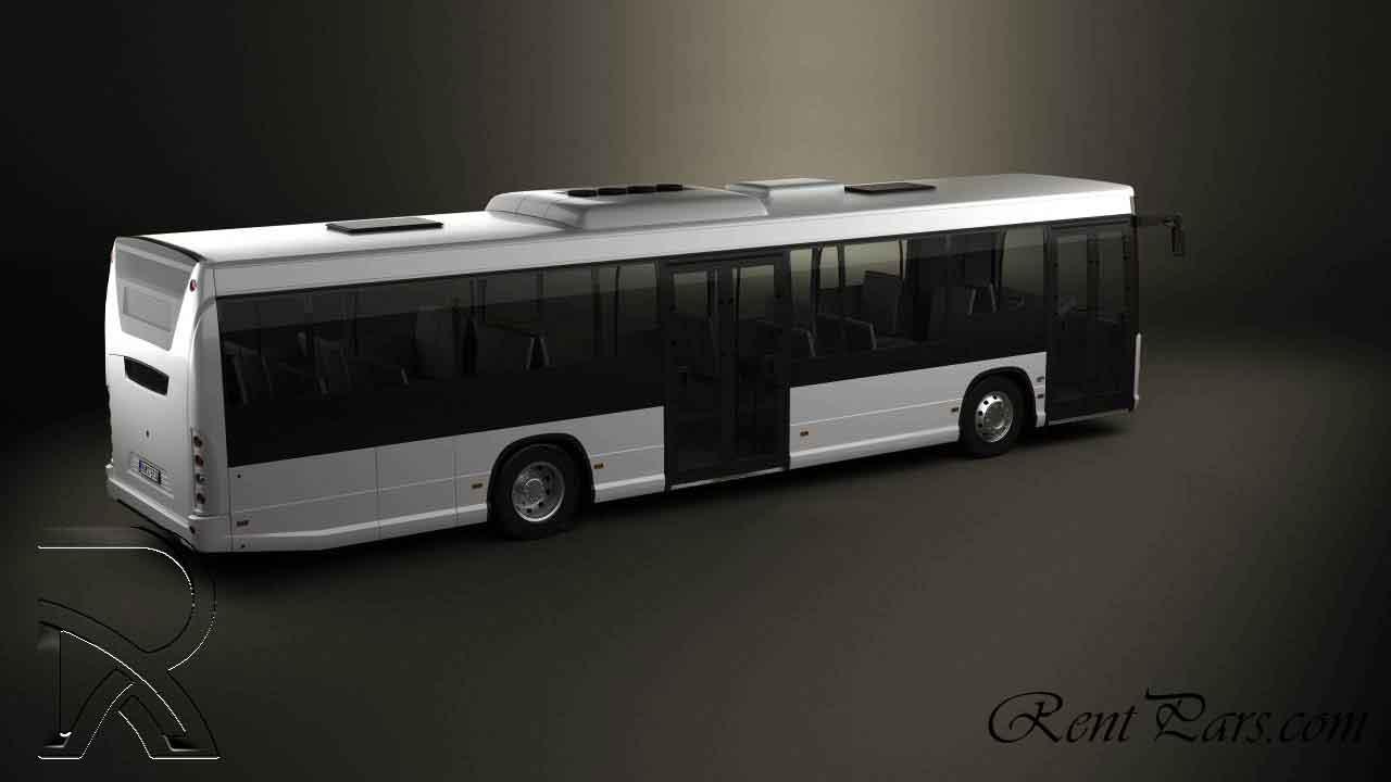 قیمت کرایه اتوبوس 2