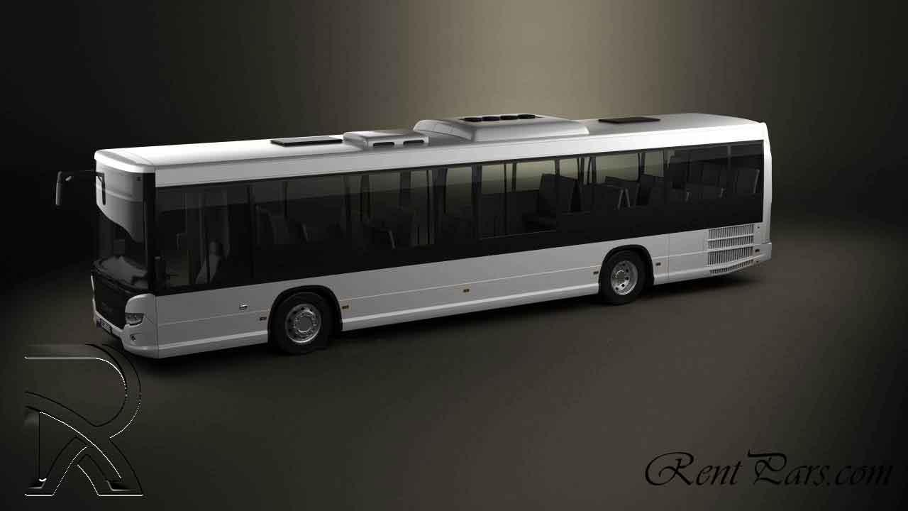 کرایه اتوبوس تهران شیراز