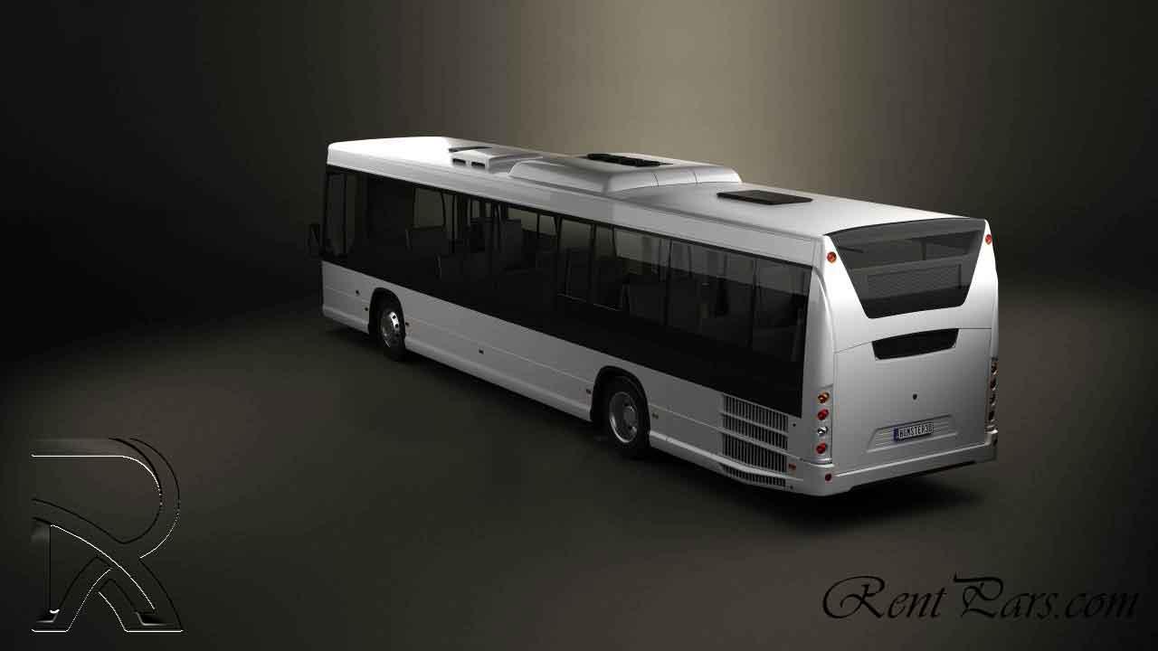 کرایه اتوبوس تهران ساری