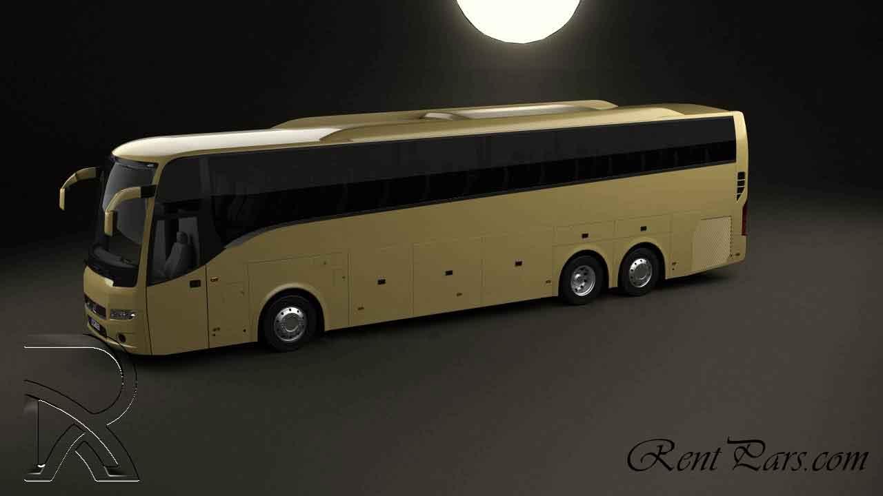 قیمت کرایه اتوبوس 3