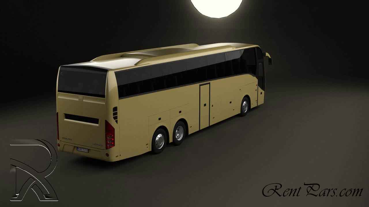 قیمت اجاره اتوبوس