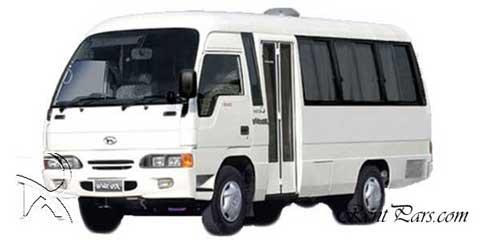 اجاره اتوبوس توریستی ۳