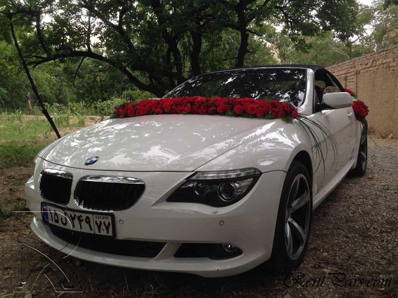 کرایه ماشین عروس تهران