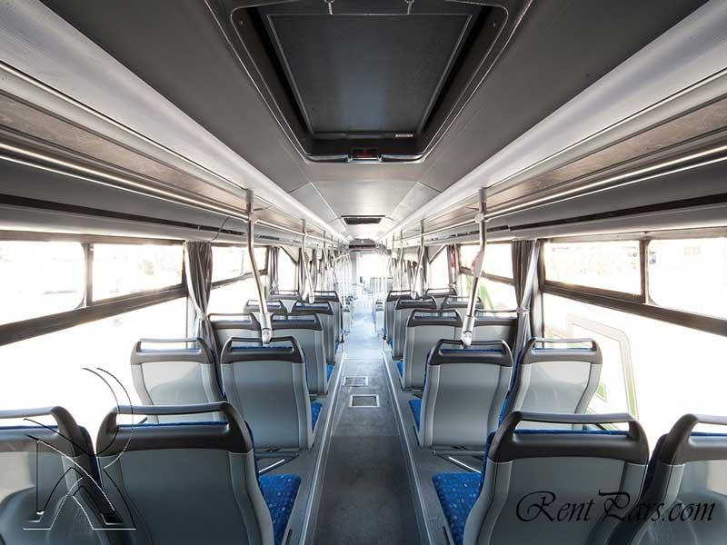 کرایه اتوبوس دربستی شرکت واحد 1