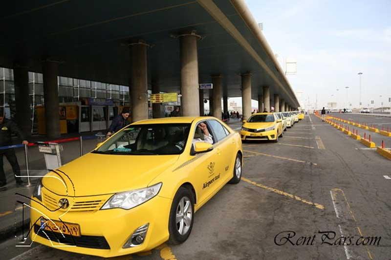 تاكسي فرودگاه امام خميني