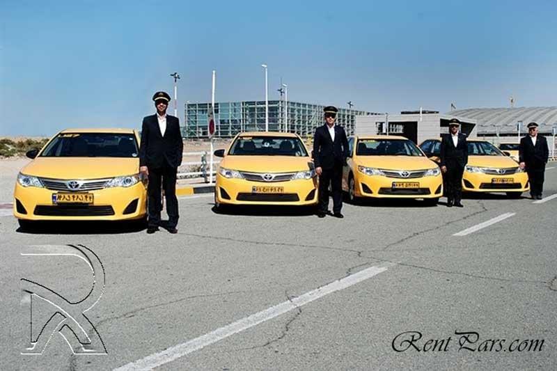 تاكسى فرودگاه امام