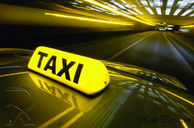 نرخ کرایه تاکسی از فرودگاه امام به شهرستانها
