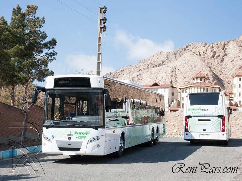 دربستی اتوبوس