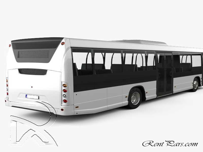 قیمت اتوبوس وی ای پی 2
