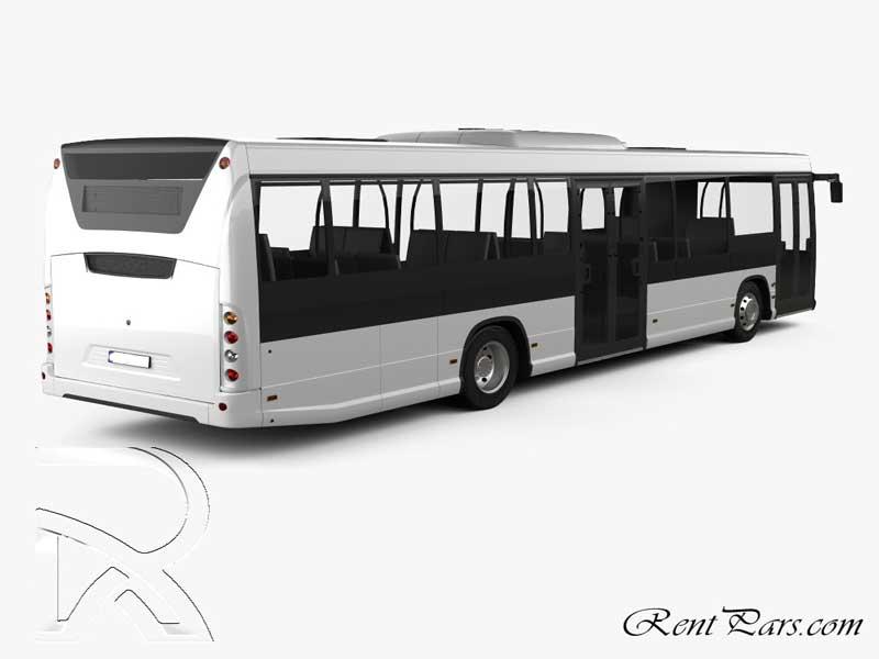 کرایه اتوبوس شیراز تهران