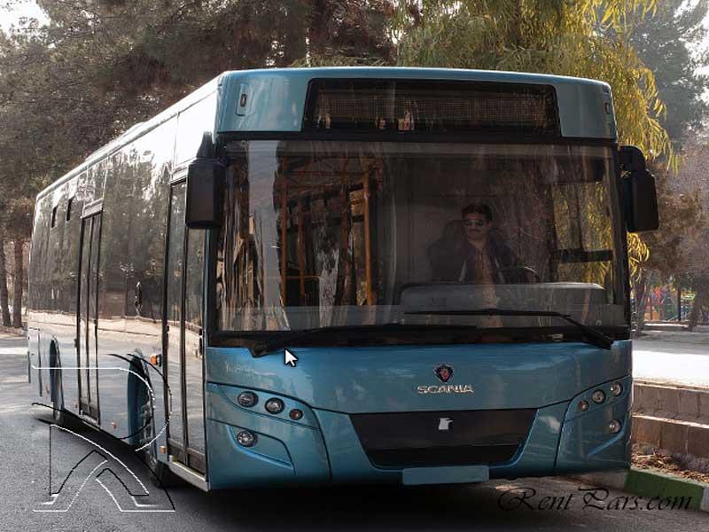 کرایه اتوبوس دربستی