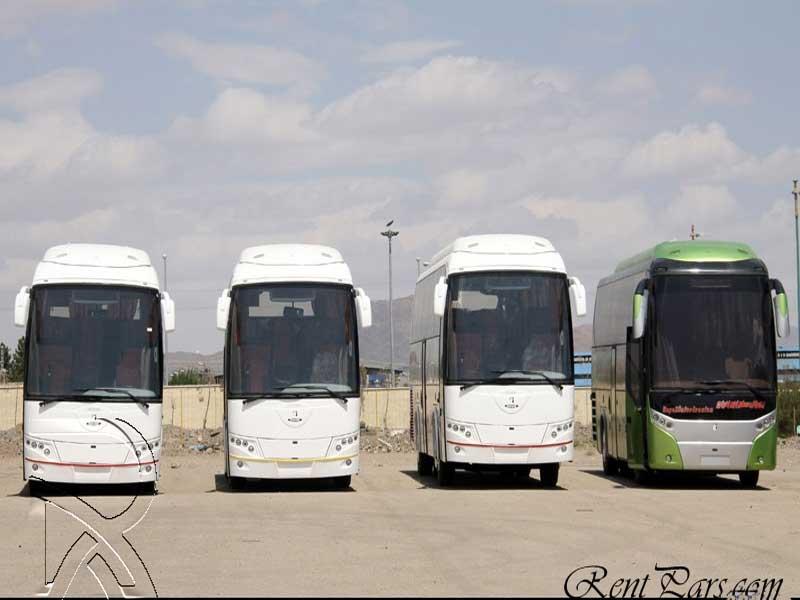رزرو اتوبوس ترمینال جنوب