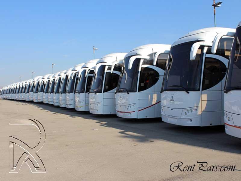 اتوبوس های vip