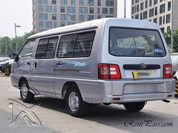 تاکسی ون فرودگاه مهرآباد
