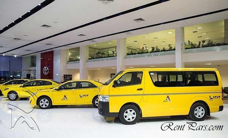 نرخ کرایه تاکسی فرودگاه امام