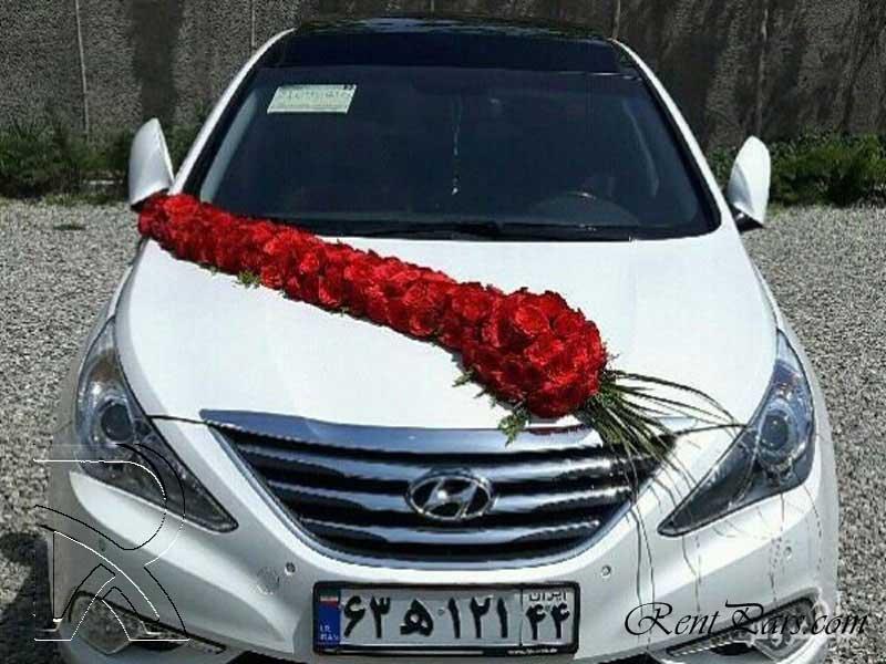 عکس ماشین عروس ۱