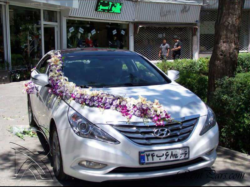ماشین عروس ۲۷