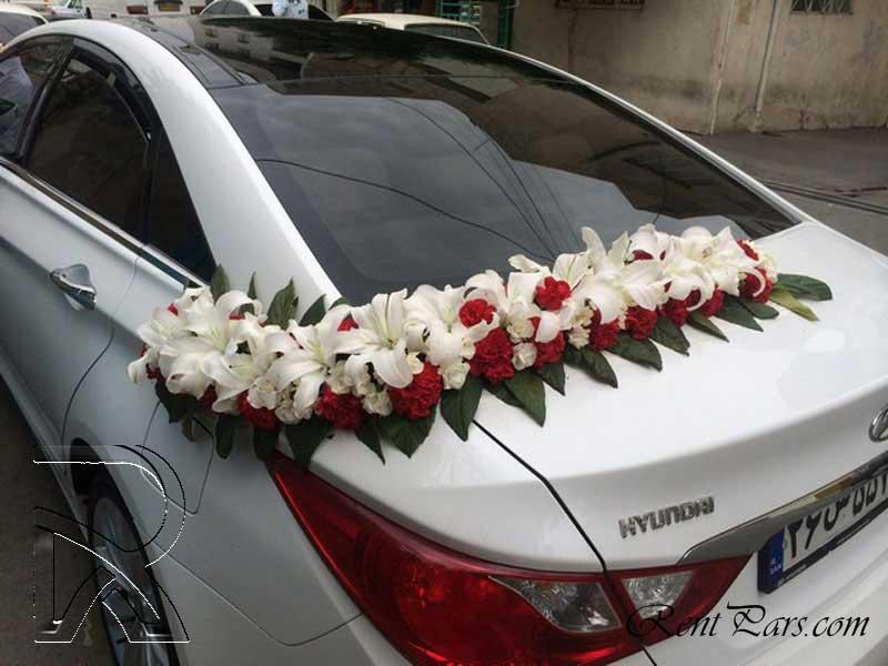 عكسهاي ماشين عروس