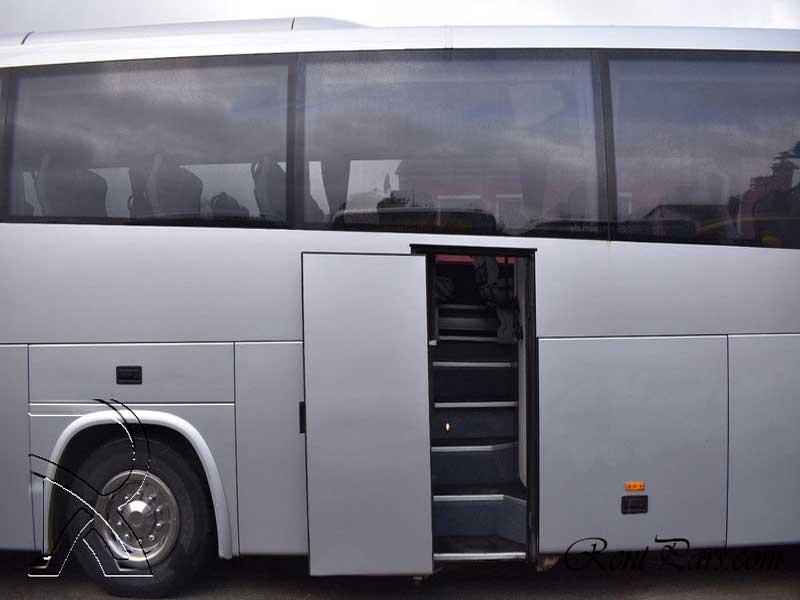 کرایه اتوبوس دربستی شرکت واحد 2