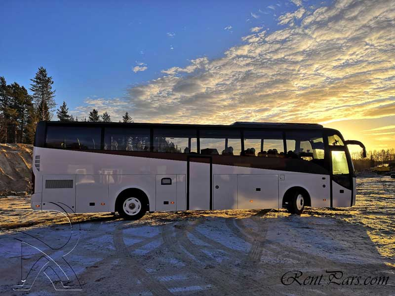 اتوبوس فرودگاه مهرآباد