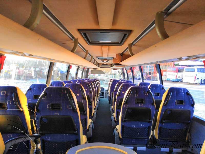 قیمت اجاره اتوبوس ۳