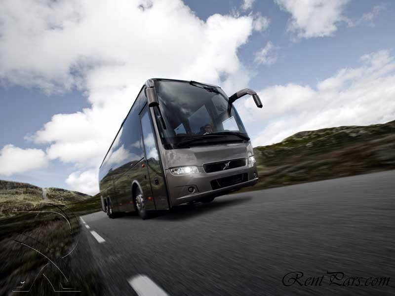 اجاره اتوبوس برای بهشت زهرا