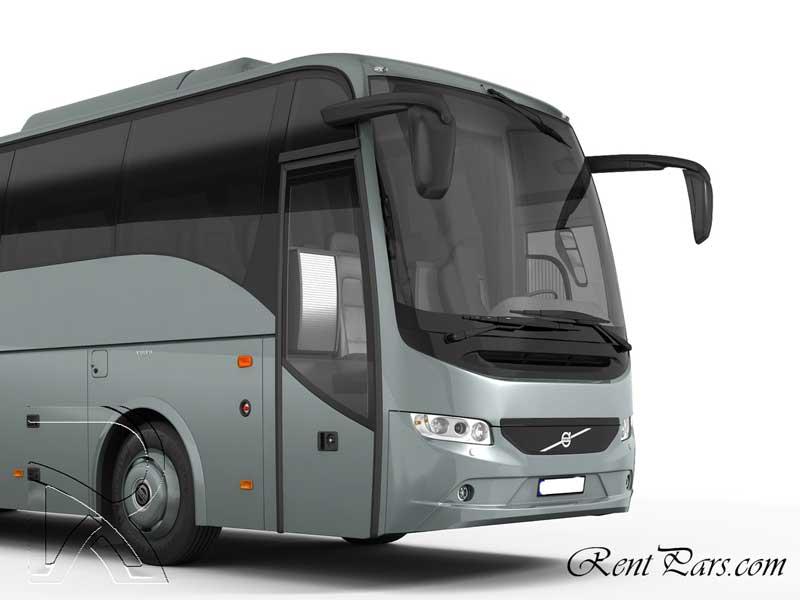 اتوبوس های vip سیروسفر