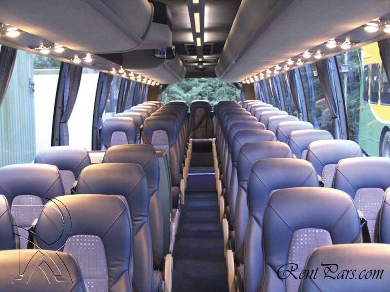 اتوبوس های vip سیروسفر ۱