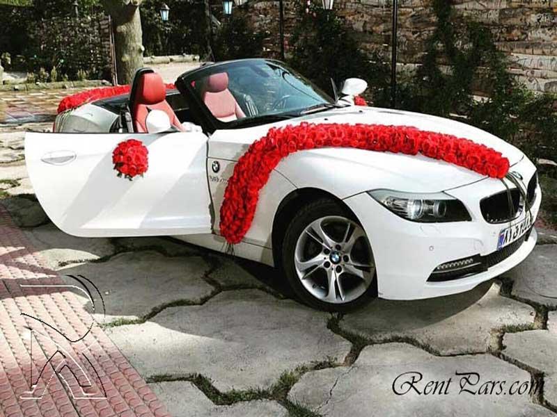 عکس ماشین عروس ۲