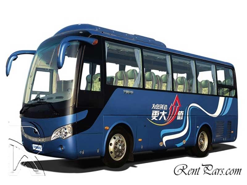 رزرو اتوبوس ترمینال جنوب ۱