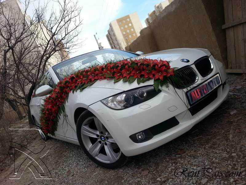 کرایه ماشین عروس ۱