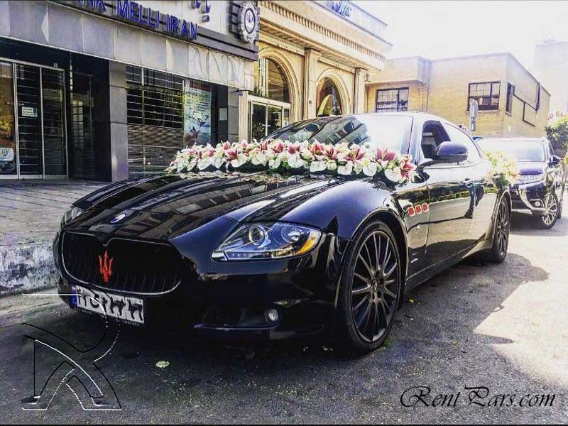 جدیدترین ماشین عروس