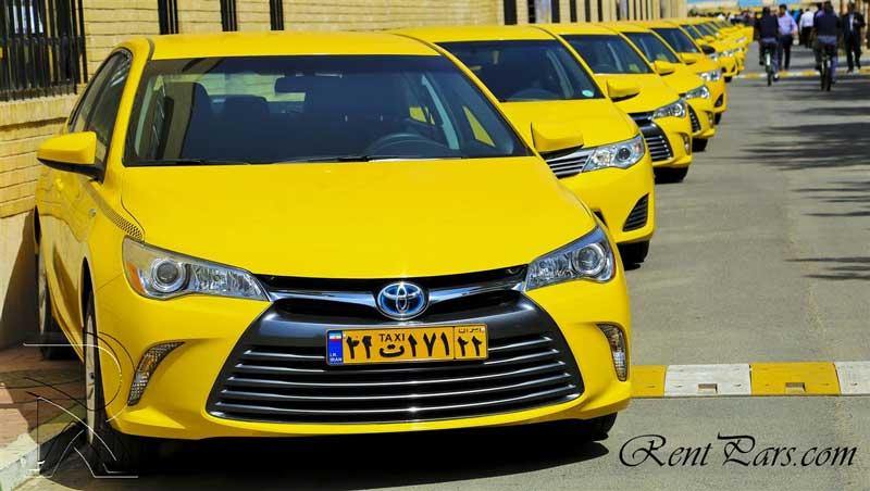 تاکسی لوکس
