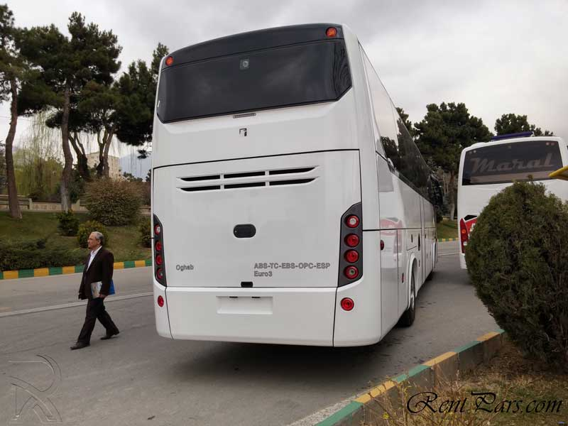 قیمت اتوبوس وی ای پی
