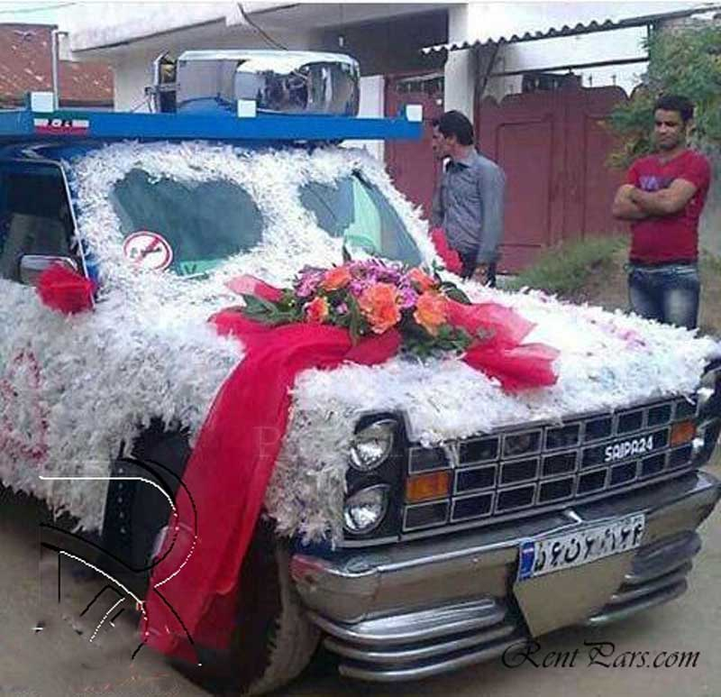 ماشین عروس ۱۳