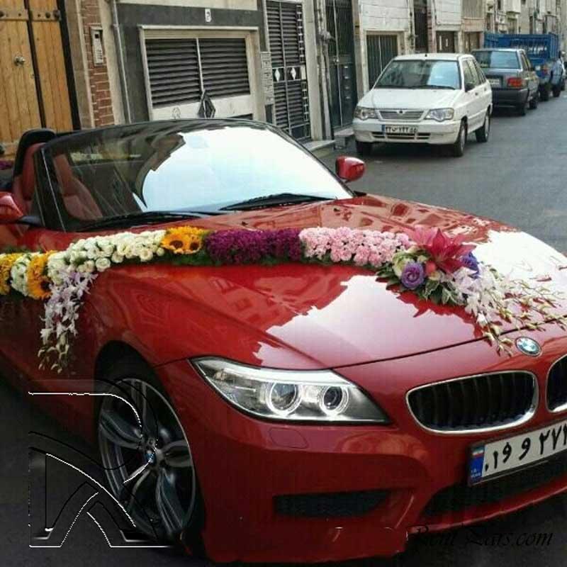 ماشین عروس ۸