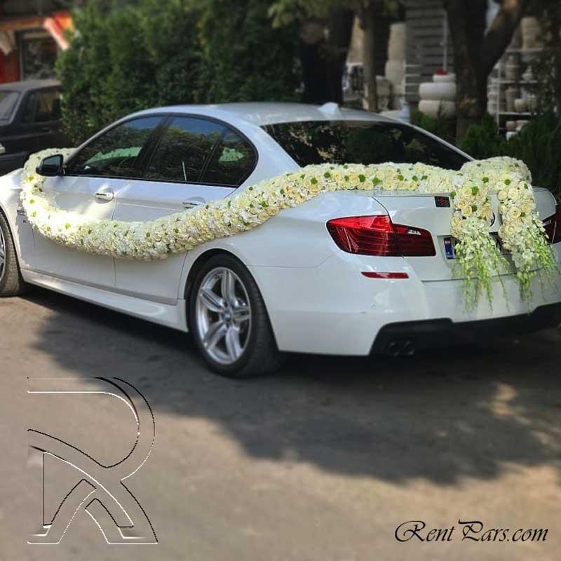 اجاره ماشین عروس ۷