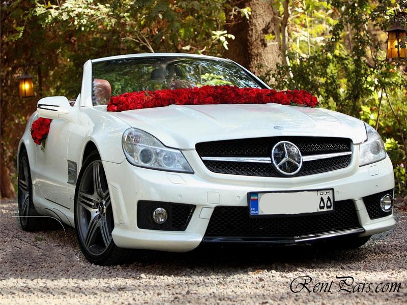 ماشین عروس ساده ۸