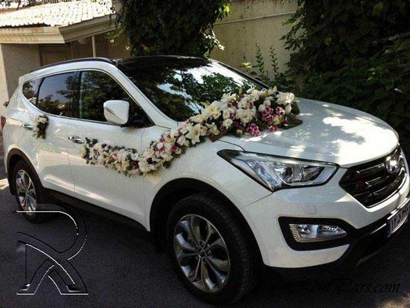 عکس ماشین عروس شاسی بلند 5