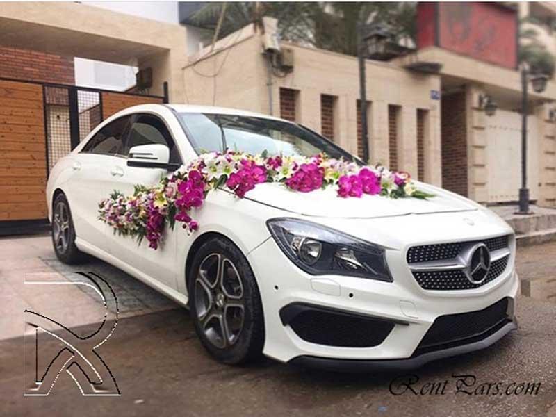 عکس ماشین عروس جدید 1
