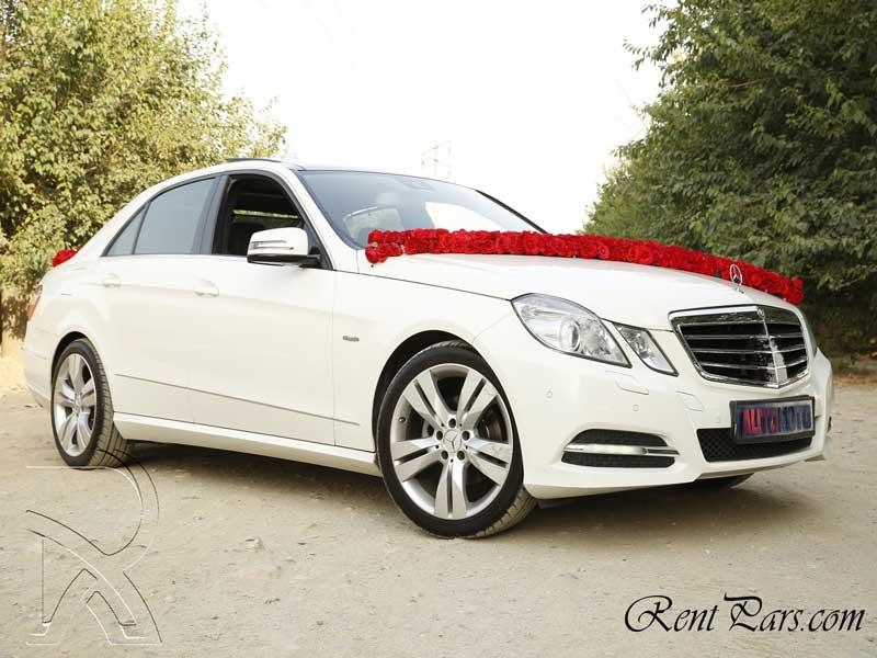اجاره ماشین عروس در تهران ۲