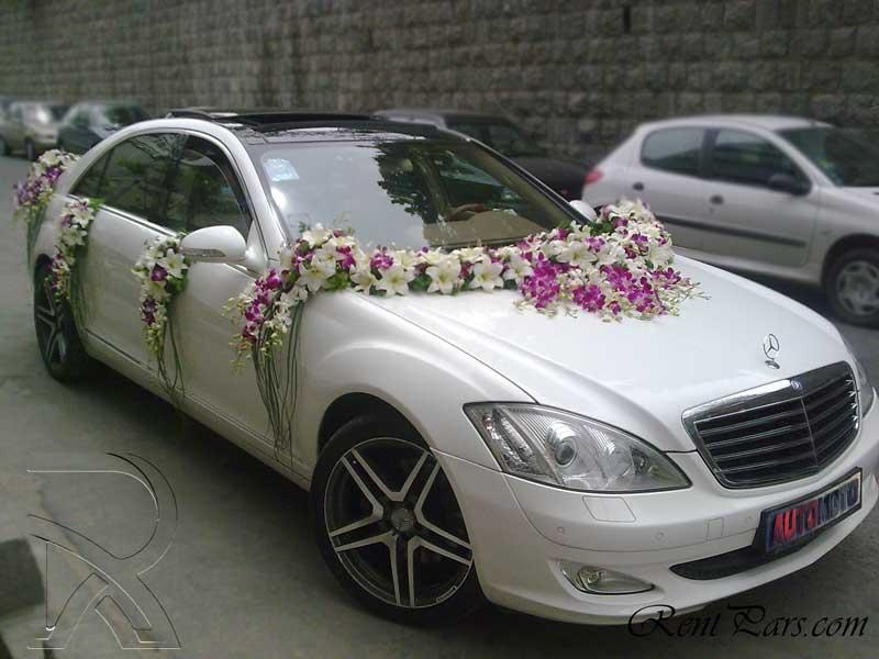 ماشين عروس خارجي 2