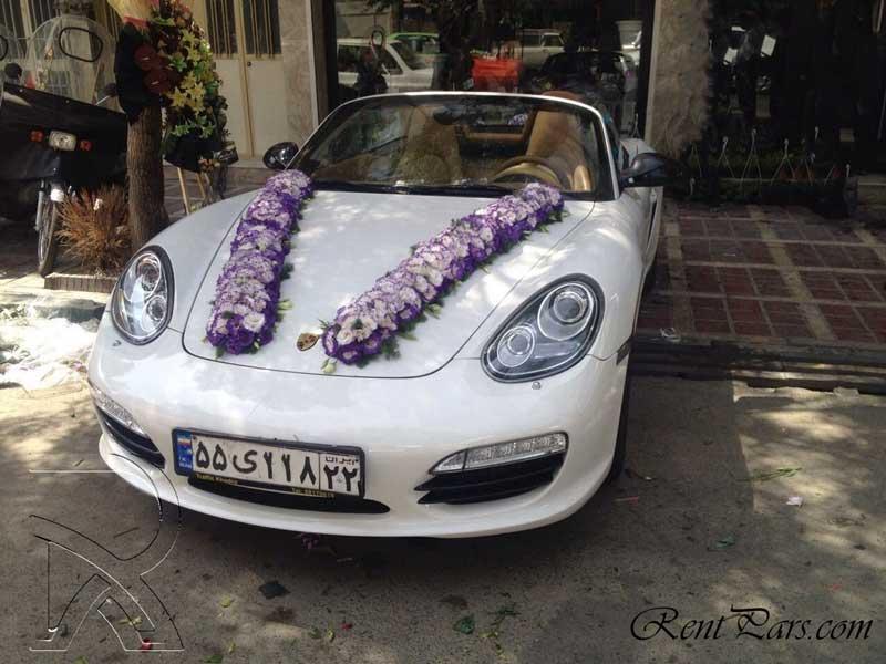 عکس ماشین عروس 4