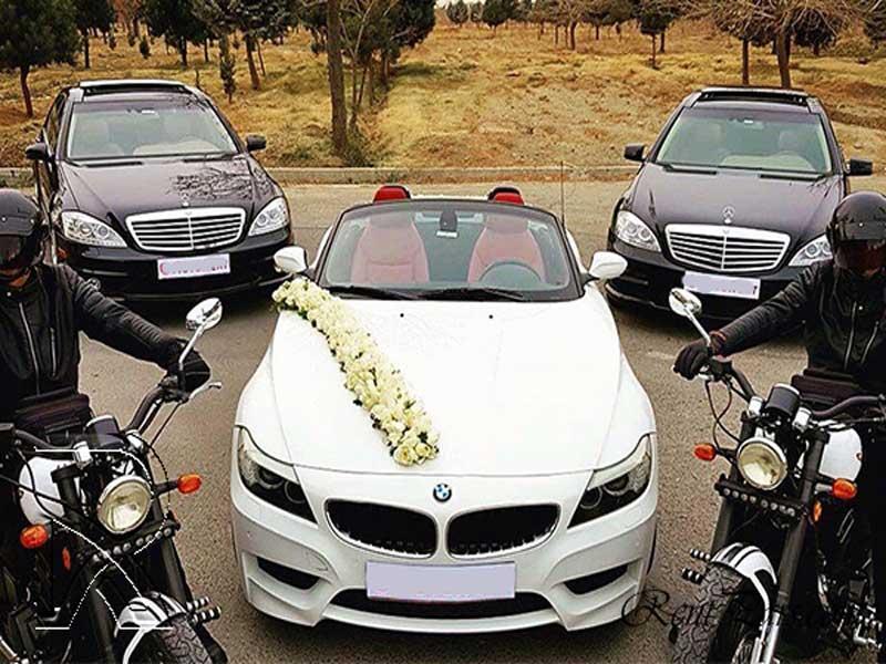 ماشین عروس ۶