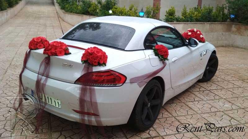 ماشین عروس جدید ۸