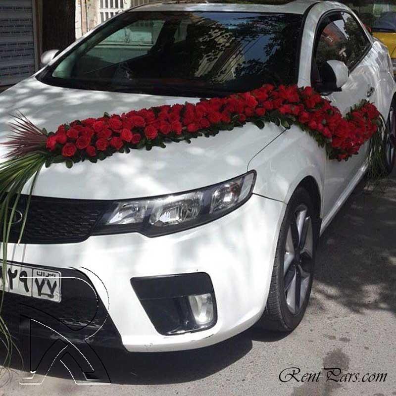 ماشین عروس ۵