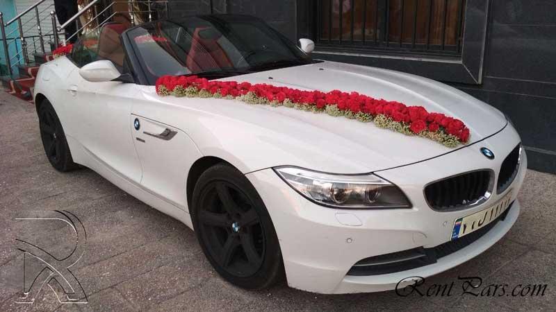 عکس ماشین عروس ایرانی ۹