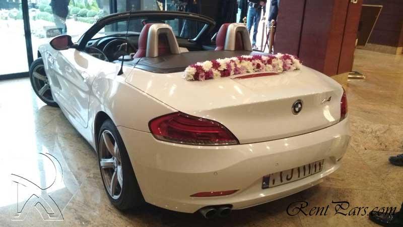 بهترین ماشین عروس ۱