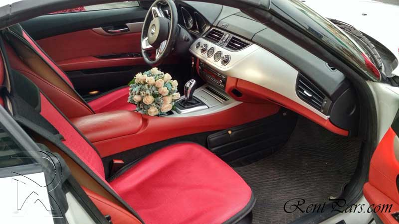 گل ماشین عروس ۲