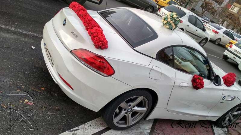 مدل ماشین عروس جدید 8